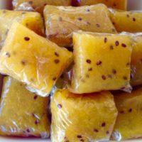 Kiwikola - hemgjort godis med frisk smak
